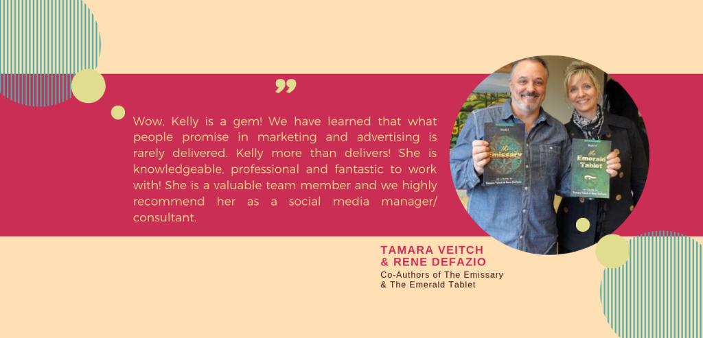 Client Testimonial from Tamara Veitch & Rene DeFazio